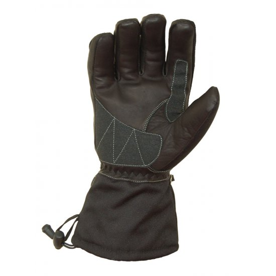 JTS Winter Evo Waterproof Motorcycle Gloves