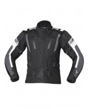 Held 4-Touring Ladies Textile Motorcycle Jacket Grey