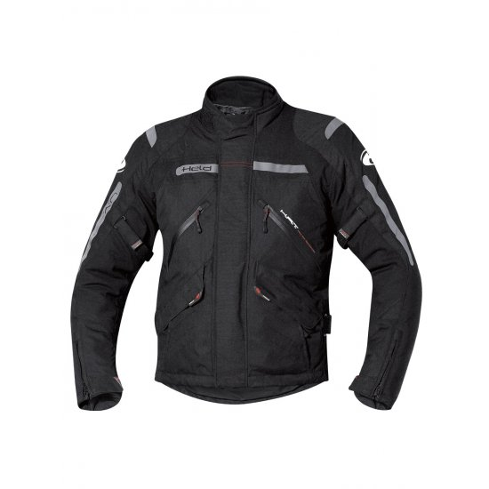 Held Black 8 Textile Motorcycle Jacket Art. 6328