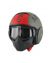 Shark Raw Soyouz Motorcycle Helmet