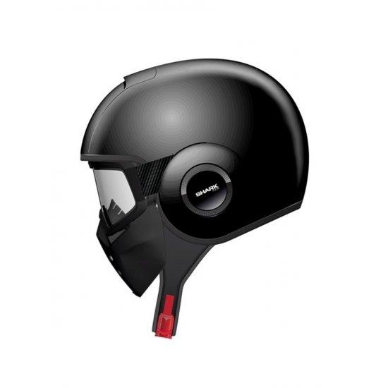 Shark Drak Blank Mat Motorcycle Helmet Free Uk Delivery