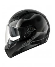 Shark Vision R Series 2 Smoke Motorcycle Helmet at JTS Biker Clothing