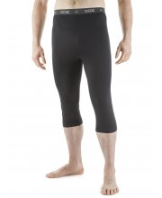 EDZ Mens Merino Wool Capris Leggings