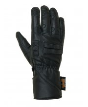 JTS Dyno Leather Motorcycle Gloves
