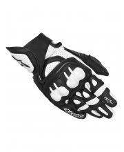 Alpinestars GPX Leather Motorcycle Gloves