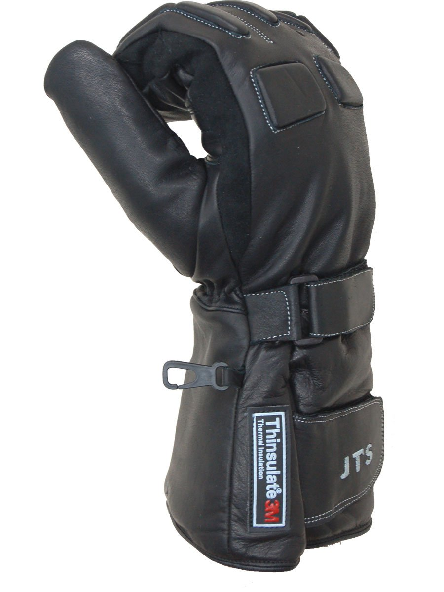 Mens leather gloves thinsulate - Jts Mitt Waterproof Motorcycle Gloves Free Uk Delivery Amp Exchanges