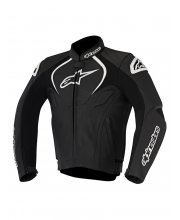 Alpinestars Jaws Leather Motorcycle Jacket