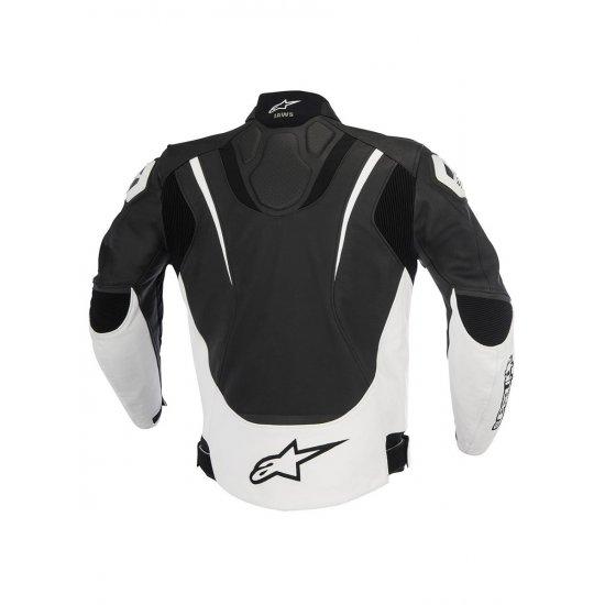 Alpinestars Jaws Leather Motorcycle Jacket Free Uk