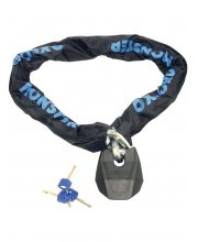 Oxford Monster XL Ultra Strong Chain and Padlock 1.2m
