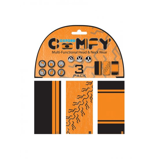 Oxford Comfy HD Orange
