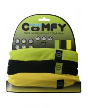 Oxford Comfy Green, Black and Yellow