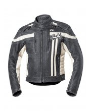 Held Harvey 76 Leather Motorcycle Jacket Art 5424 Black