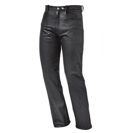 Held Cooper Leather Motorcycle Trousers