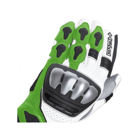 Held Phantom II Sports Motorcycle Glove Art 2312 Green