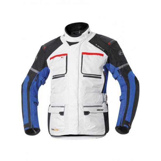 Held Carese II Textile Motorcycle Jacket Art 6450 Blue