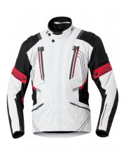 Held Centuri Textile Motorcycle Jacket Art 6420 White