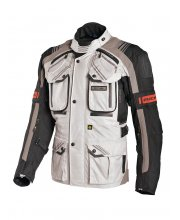 Richa Touareg Motorcycle Jacket Grey