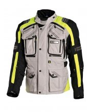 Richa Touareg Motorcycle Jacket Yellow