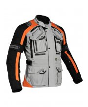 Richa Touareg Motorcycle Jacket Orange