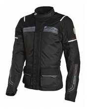 Richa Phantom Motorcycle Jacket Black