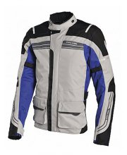 Richa Phantom Motorcycle Jacket Blue