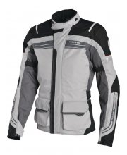 Richa Phantom Motorcycle Jacket Grey