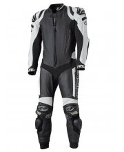 Held Race Evo One Piece Motorcycle Leathers Black