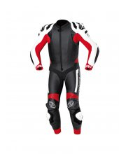 Held Race Evo One Piece Motorcycle Leathers Red