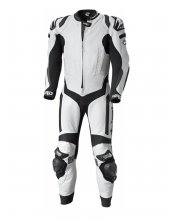 Held Race Evo One Piece Motorcycle Leathers White